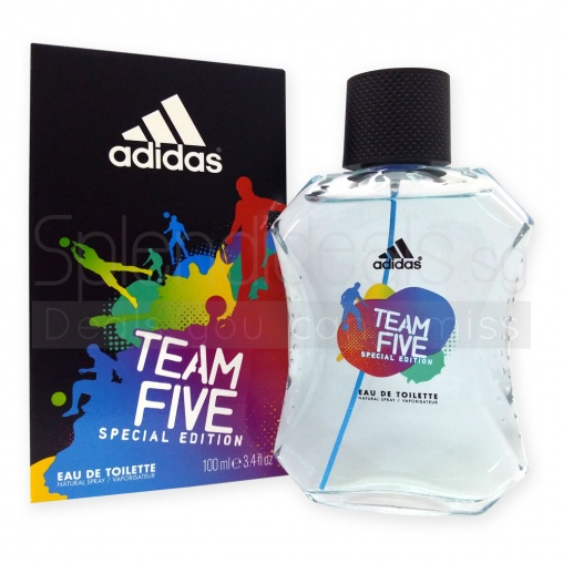 Adidas EDT - Team Five Special Edition Perfume 100ml