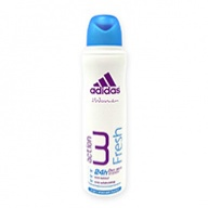Adidas Action 3 Fresh Anti Perspirant Spray For Her 150ml