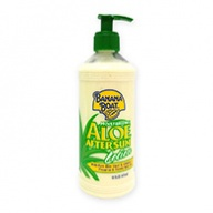 Banana Boat Lotion - Moisturizing Aloe After Sun Preserve Your Tan 473ml