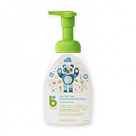 Babyganics Foaming Hand Sanitizer Fragrance Free 250ml