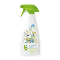 Babyganics Toy And Highchair Cleaner 502ml