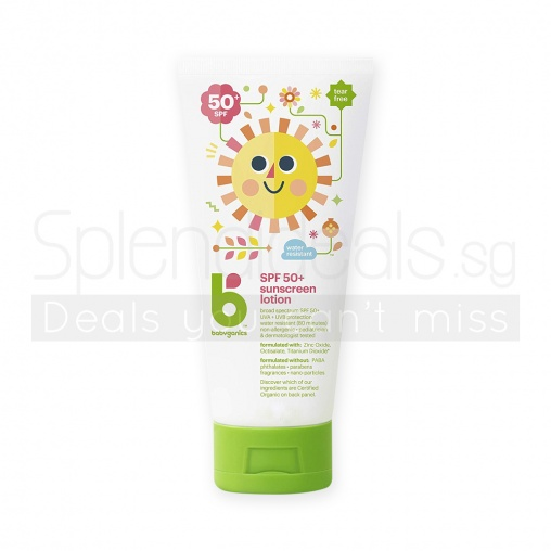 Babyganics Sun Screen Lotion SPF 50+ 59ml