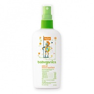 Babyganics DEET Free Natural Insect Repellant 177ml