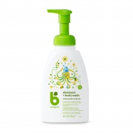 Babyganics Shampoo And Body Wash Chamomile Verbena 473ml