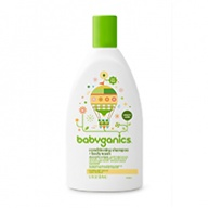 Babyganics Conditioning Shampoo And Body Wash Chamomile Verbena 354ml