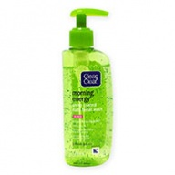 Clean & Clear Pump Cleanser - Morning Energy Shine Control Daily Facial Wash 150ml