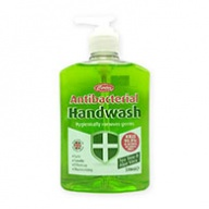Certex Tea Tree & Aloe Anti-Bac Hand Wash, Kills 99.9% Bac & Germs 500ml