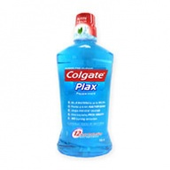 Colgate Mouth Rinse - Plax Peppermint 750ml