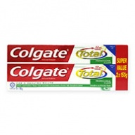 Colgate Total 12h Protection Professional Clean Tooth Gel 150g x 2