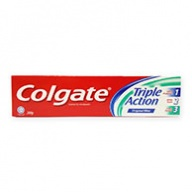Colgate Toothpaste - Triple Action Toothpaste 200g