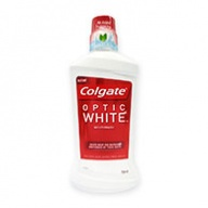 Colgate Mouth Rinse - Optic White 750ml