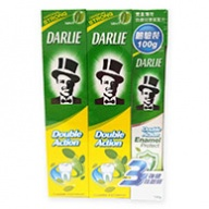 Darlie Double Action Toothpaste 2x250g+100g
