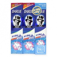 Darlie All Shiny White Mineral Salt Toothpaste 2x160g+90g