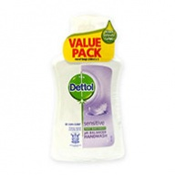 Dettol Hand Wash - Sensitive Anti Bacterial pH Balanced 250ml x 3