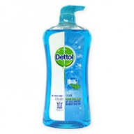 Dettol Shower Gel - Cool Anti Bacterial pH Balanced 950ml