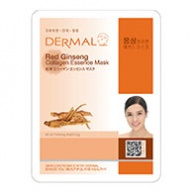 Dermal Collagen Mask - Red Ginseng 23g x 10s