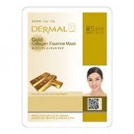 Dermal Collagen Mask - Gold 23g x 10s
