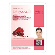 Dermal Collagen Mask - Pomegranate 23g x 10s