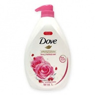 Dove Body Wash - Softening Rose and Pomegranate 1000ml