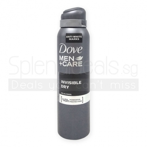 Dove MEN Deodorant Spray - Invisible Dry 150ml