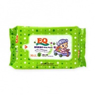 EQ Aloe Vera + Anti Bacteria Gentle Baby Wipes 30 wipes