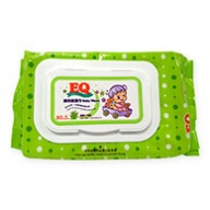 EQ Aloe Vera + Anti Bacteria Gentle Baby Wipes 80 wipes