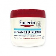 Eucerin Advanced Repair Crème for Very Dry, Itchy, Rough Skin 454g