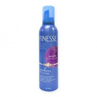 Finesse Active Proteins Shape + Strengthen Extra Control Mousse 198g