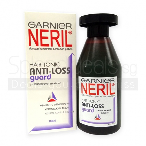 Hair Tonic Garnier Neril Anti Hair Loss Guard Original