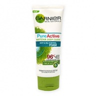 Garnier Cleanser - Pure Active Matcha Deep Clean Foam 100ml