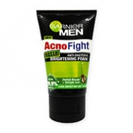 Garnier MEN Wasabi Anti Bacteria Brightening Foam 100ml