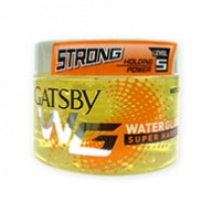 Gatsby Water Gloss Gel - Super Hard - Holding Power Level 5  300g
