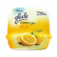 Glade Scented Gel - Lemon 200g