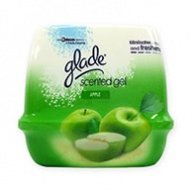Glade Scented Gel - Apple 200g
