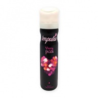 Impulse Very Pink Body Fragrance  - Roses & Grapefruits Scents 75ml