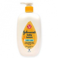 Johnsons Baby Lotion - Milk + Oat 500ml