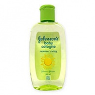 Johnsons Baby Cologne - Summer Swing 100ml