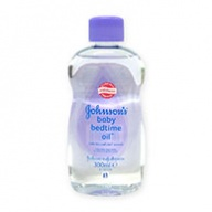 Johnsons Baby Oil - Bedtime With Natural Calm Aromas 300ml