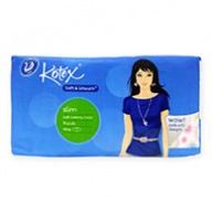 Kotex Sanitary Pads - Smooth & Soft Maxi Plus Slim Wing 16s