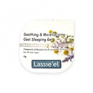 Lassie'el Soothing & Moisturising Cool Sleeping Gel (12g x 5)