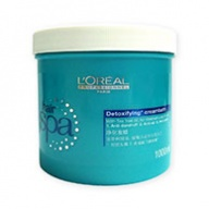 Loreal Paris Professional Hair Spa - Detoxifying Creambath 1000ml
