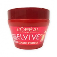 Loreal Hair Treatment - Elvive Color Protect Hair Mask 300ml