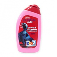 Loreal Kids Extra Gentle Jewels Strawberry Conditioner 250ml
