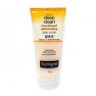 Neutrogena Face Scrub - Deep Clean BlackHead Eliminating Daily Scrub 100g