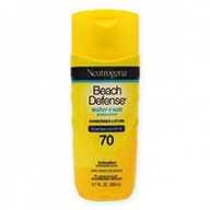 Neutrogena Sunscreen - Beach Defense Lotion Broad Spectrum SPF 70 198ml