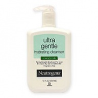 Neutrogena Pump Cleanser - Ultra Gentle Hydrating Cleanser - Creamy Formula 354ml