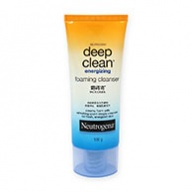 Neutrogena Cleanser - Deep Clean Energizing Foaming Cleanser 100g