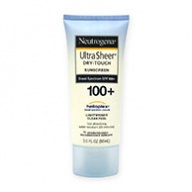 Neutrogena Sunscreen - Ultra Sheer Dry-Touch Broad Spectrum SPF 100+ 88ml
