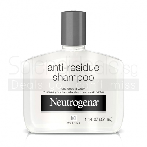 Neutrogena Shampoo - Anti Residue Formula 354ml