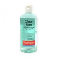 Neutrogena Toner - Clear Pore Oil Eliminating Astringent 236ml